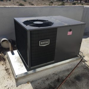 general yearly maintenance of ac